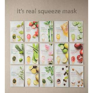 INNISFREE - It's Real Squeeze Mask