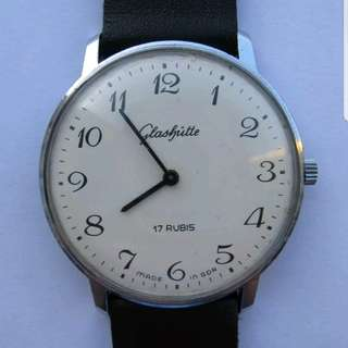 Glashutte 1979 GUB 09-20 Watch
