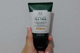 FLAWLESS BB CREAM by THE BODY SHOP