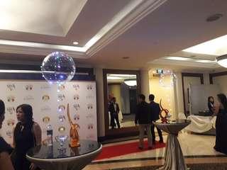 Event led balloon