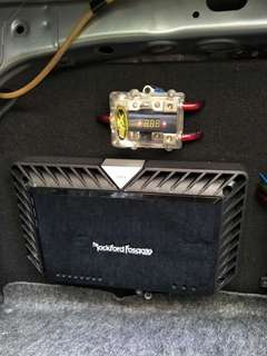 (URGENT) Rockford Fosgate T400-4 Power Amplifier