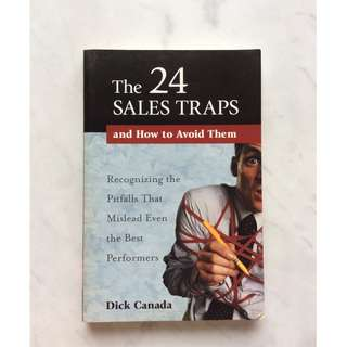 The 24 Sales Traps by Dick Canada