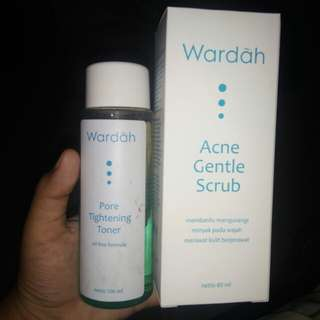 Wardah acne