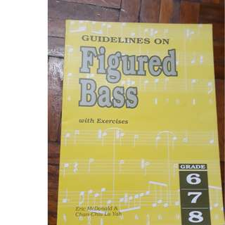 Music theory figure bass