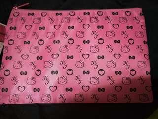 Hello Kitty Zipper Pouch