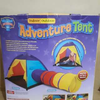 Adventure Tent for Kids