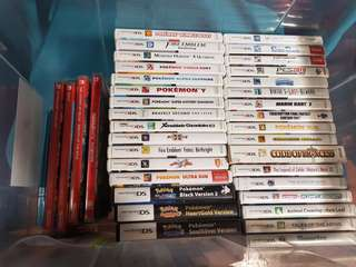Nintendo 3DS, DS and Switch Games