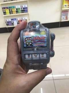 🇹🇭彩色口香糖球拉霸賓果遊戲機🎰🇹🇭