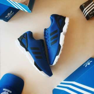 "adidas Originals ZX Flux ""Base Tone Blue"
