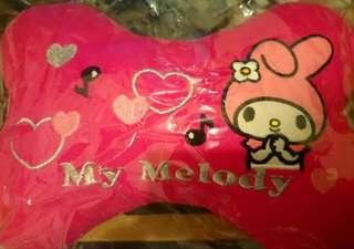 (現貨)My melody車座頸枕