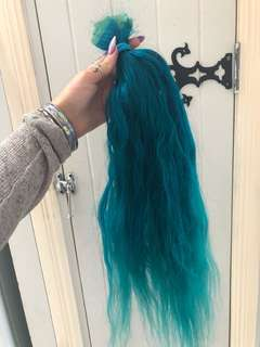 Enchanted Forest Hair Extensions