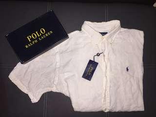 Ralph Lauren Seaming Cotton Short Sleeve Authentic Preloved