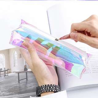 Hologram Pencil Case