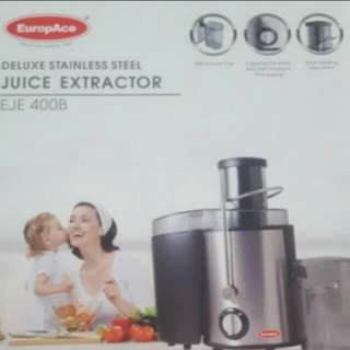 Juice Extractor europace