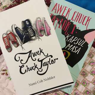 Lejen Press Awek Chuck Taylor