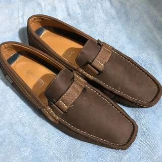 Sperry mens brown shoes