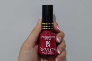 Nail polish by REVLON