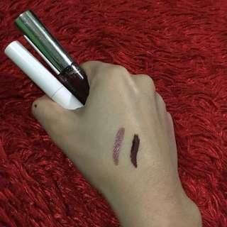 Colourpop ultramatte lipstick & lippiestix