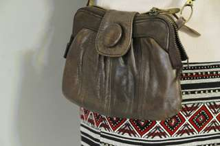 Leather small bag/clutch/wallet