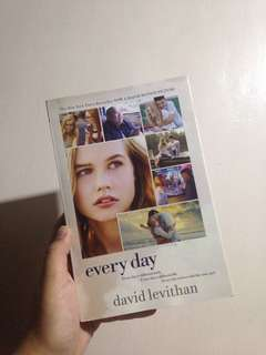 Everday by david levithan
