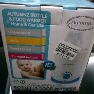 Autumnz Bottle & Food Warmer Home & Car Use
