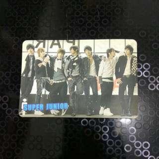Yescard Super Junior