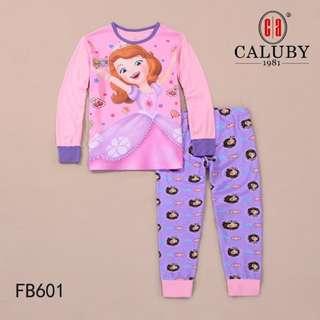 Caluby Kids Big Pajamas