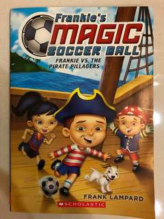 Frankie vs. the Pirate Pillagers