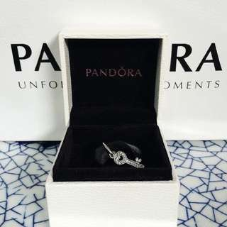 Pandora Sign of Trust Charm