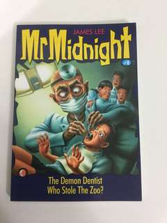 Mr Midnight #8 The Demon Dentist & Who Stole the Zoo ?