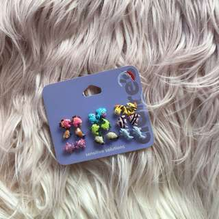 Claire's Earrings Set