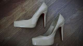 Janilyn Nude Pumps