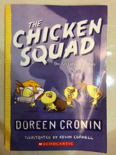 The Chicken Squad : The First Misadventure