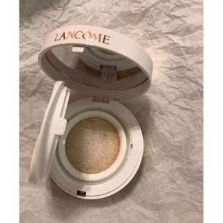 升級版!Lancome瞬白保濕亮肌氣墊粉底(連粉盒)  Blanc Expert Tone Up Cushion Compact #BO-01 包平郵 全新專櫃品 任何兩件商品95折