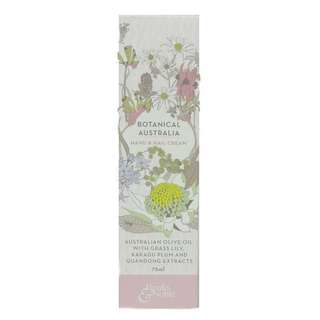 Botanical Australia Hand & Nail Cream