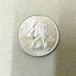 美國硬幣quarter dollar
