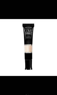 Wet and wild - Come Correct Celebrity Concealer