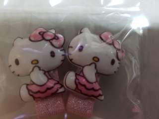 Kids Hello Kitty clip pin
