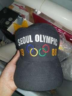 G-Dragon Seoul Olympic Cap
