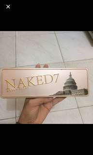 Eyeshadow Naked 7 Replika