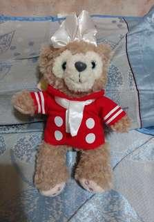 夾娃娃 雪莉梅 迪士尼角色 達菲熊 變裝