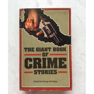 The Giant Book of Crime Stories