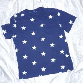 H&M Stars Tee Shirt