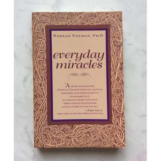 Everyday Miracles by Noelle Nelson