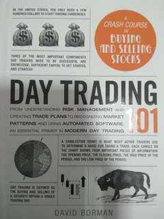 USED: DAY TRADING 101 (DISCOUNT 20% BEFORE 1ST MAY 2018)
