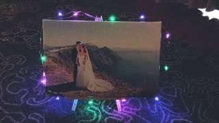 Twinkle light - wedding decor