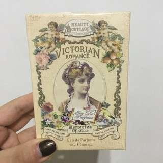 🚚 全新💡泰國 beauty cottage 維多利亞系列香水 味同chloe經典款