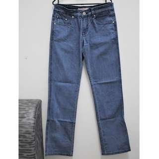 APPLEMINTS straight cut jeans