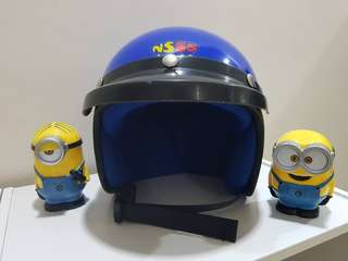 Preloved Children Safety Helmet