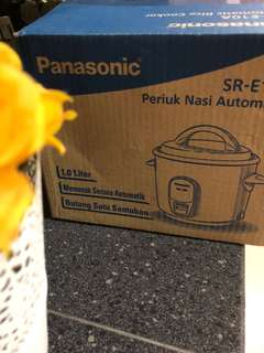 Panasonic Rice cooker 1L
